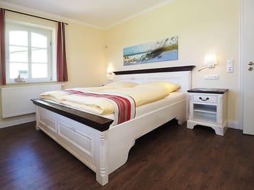 Schlafzimmer im Erdgeschoß