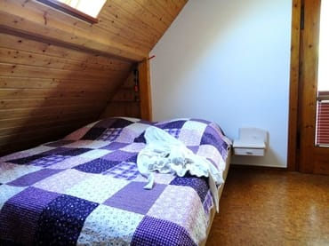 1.Schlafzimmer, Doppelbett