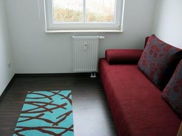 2. Schlafzimmer mit Schlafcouch
