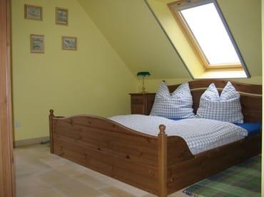 Schlafzimmer für zwei ...