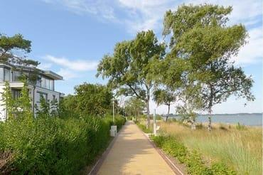 Strandpromenade von Juliusruh