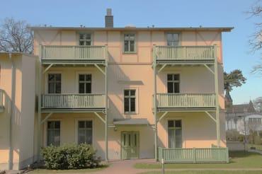 Ferienwohnung 5,  Balkon Mitte links