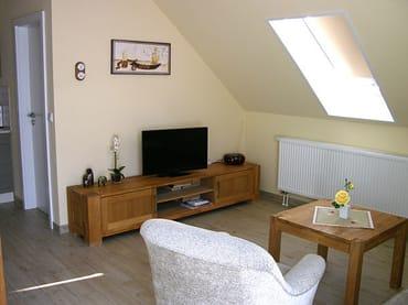 Wohnzimmer-Sat-TV