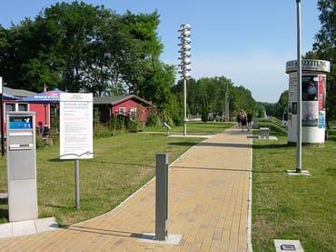 Promenade am Deich