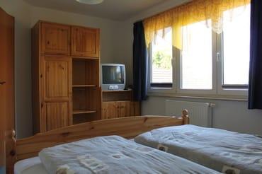 Schlafzimmer2 mit Doppelbett