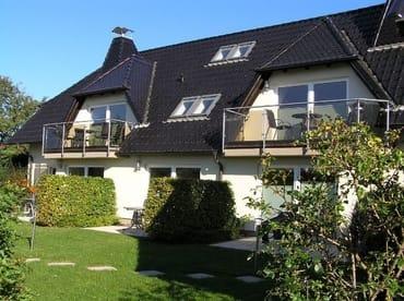 Ferienhaus Vincent mit 6 Ferienwohnungen