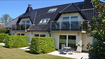 Ferienwohnungen Haus Vincent mit Terrasse oder Balkon