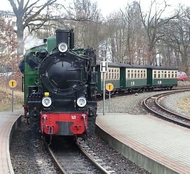 Schmalspurbahn Rasender Roland