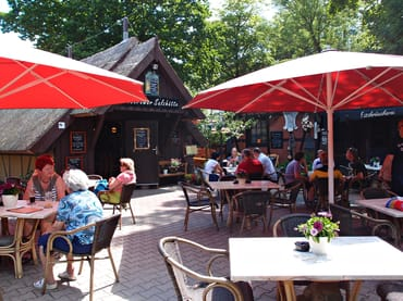 Salzhütte - Maritimes Fischrestaurant in Koserow