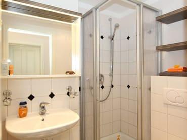 Duschbad innenliegend