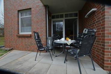 Terrasse Wohnung 1