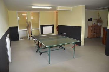 Tischtennisraum Haus Roland
