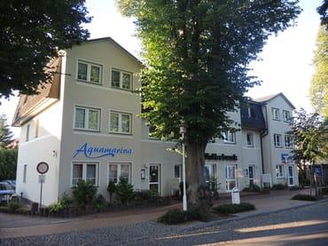 Haus Aquamarina , Seestr., Bansin