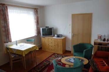 Wohnzimmer linker Teil
