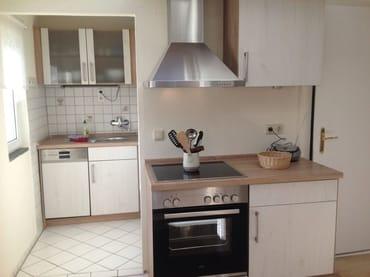 Einbauküche ... Geschirrspüler, Backofen, Gefrierfach