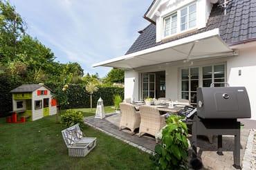 Terrassen- u. Gartenansicht
