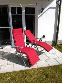 Terrasse mit Sonne ab Mittag