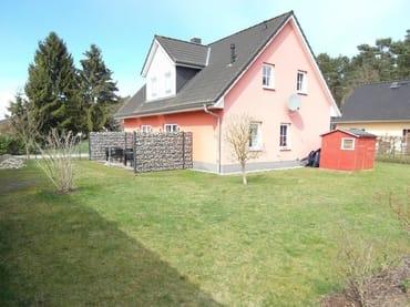 Außenansicht Haus Rotkehlchen