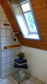 Handtücher, Fön