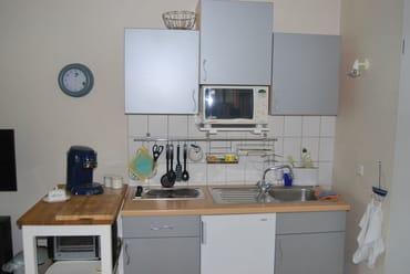 Die funktionelle Küchenzeile
