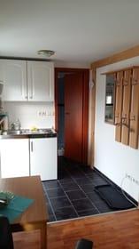 Eingangsbereich mit Miniküche