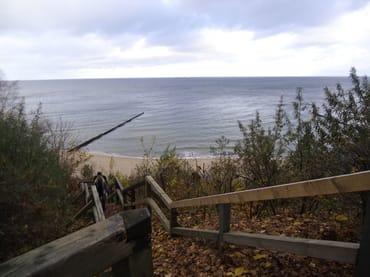 Die herbstliche Seite der Ostsee