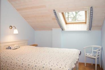 bequemes Doppelbett