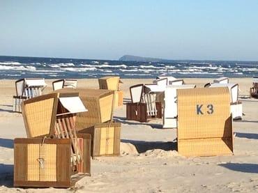 Strand in Karlshagen