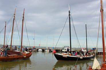 Dierhagen Hafen