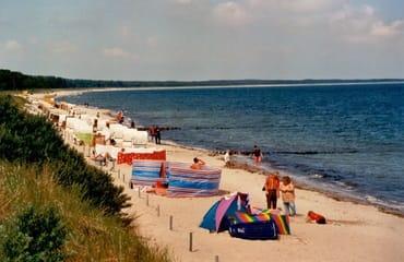 Strand bei Glowe, 8 km
