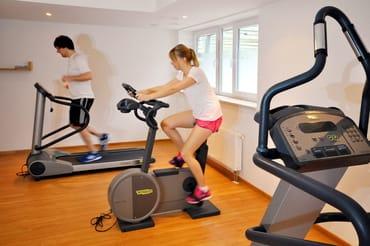 Wir bieten Ihnen viel für Ihre Fitness!