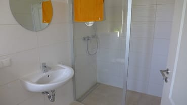 das kleine Badezimmer