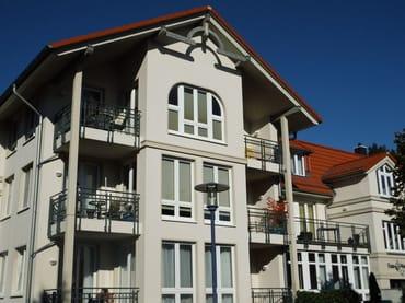 Haus Windrose  mit eigener Tiefgarage und Fahrstuhl