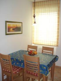 Gemütliche Sitzecke in der Küche