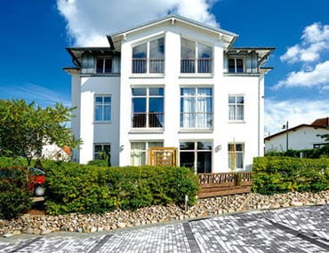 Neubau zur Villa Alt Ahlbeck