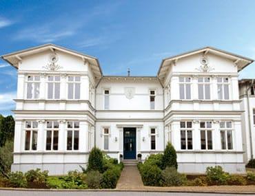 Villa Alt Ahlbeck - historischer Altbau
