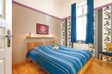 Schlafzimmer ( Eltern ) hier 2. Fernseher