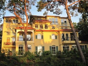Residenz Grüne Düne Ostfront