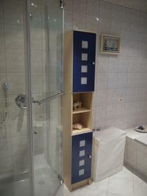Bad im EG: Dusche
