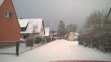 Niegeb Reeg im Winter