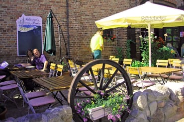 Kliesow's Reuse - Restaurant in Alt Reddevitz