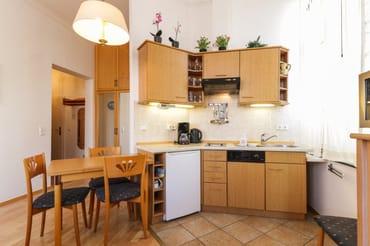 Küchen- / Essbereich