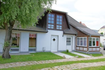 Haus Friedrich Außenansicht