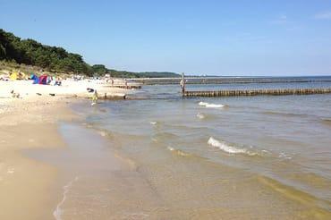 Strand bei Zempin