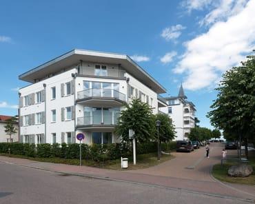 Strandhaus und Villa Seeblick