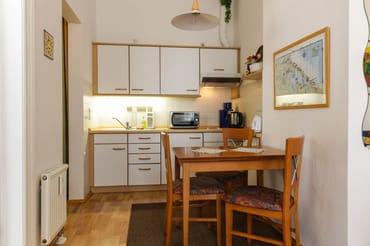 Essbereich/ Küchenbereich