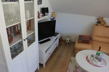 Wohnzimmer TV Ecke