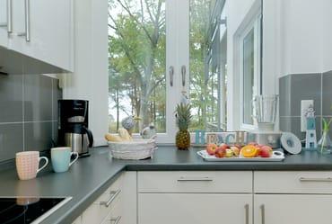 ... Toaster, Kaffeemaschine), die Sie für die Zubereitung Ihrer Lieblingsspeisen benötigen.
