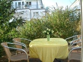 Die Terrasse - das Wohnzimmer im Freien