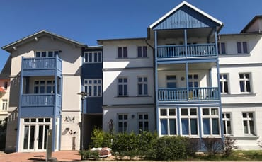 Das Ostsee-Domizil Sandburg